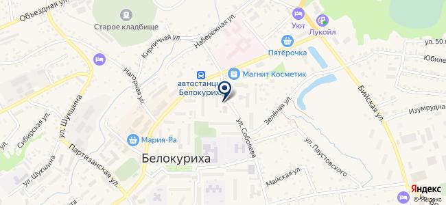 Энергосервис, ООО на карте