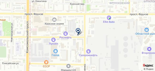GOODLIGHT на карте