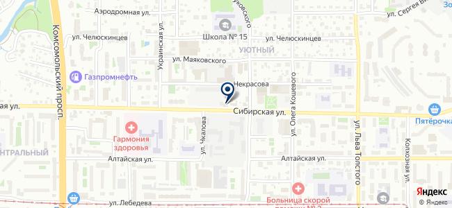 JDM GARAGE на карте