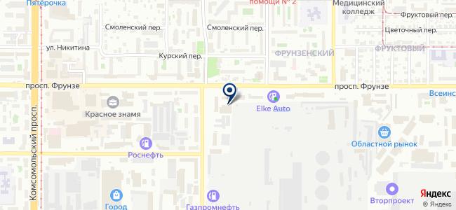 ЭНЕРГО-Газэлектроника, ООО на карте