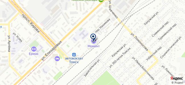 ЭнергоСила, ЗАО на карте