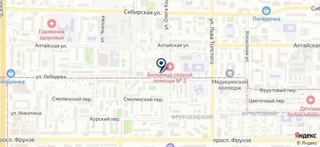 Гедаколор-Т, ООО на карте