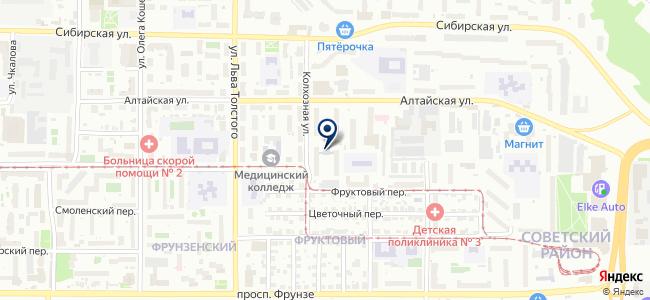 Современная Электрика, ООО на карте