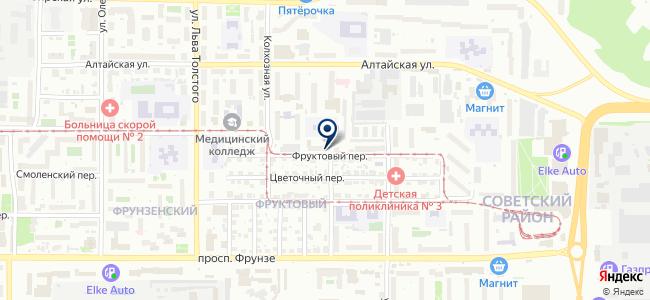 Эрмис+, ООО на карте