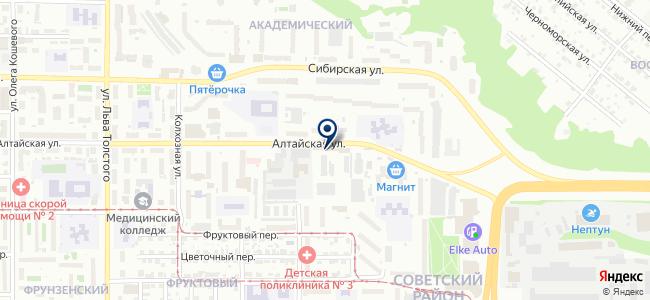 Энерго-Тракт, ООО на карте