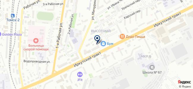 СветLand на карте