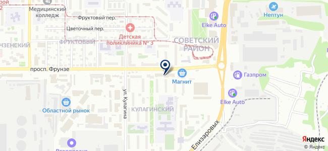 Хит-Парад на карте