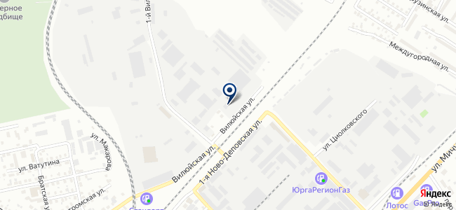 Росскабель, ООО на карте