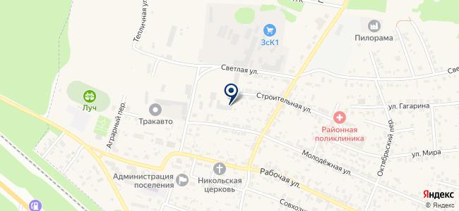 Сибмотор, ООО на карте