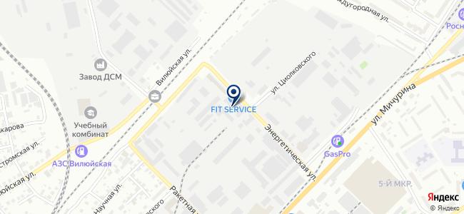 Интершлиф-Томск, ООО на карте