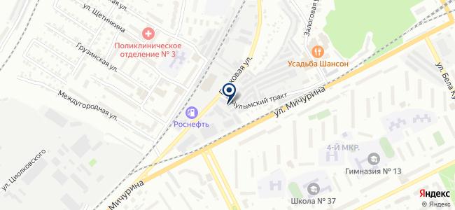 Автоэлектрика Сервис на карте