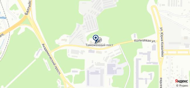 Технология маркет, ЗАО на карте