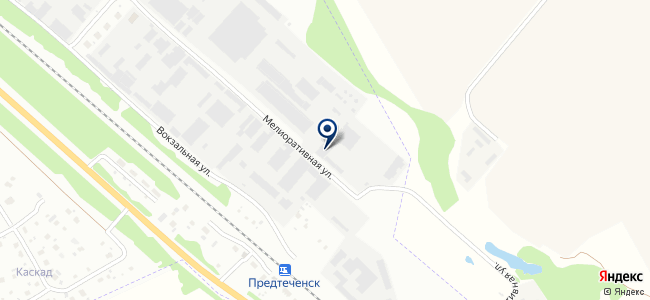 Томский завод электротехники, ООО на карте