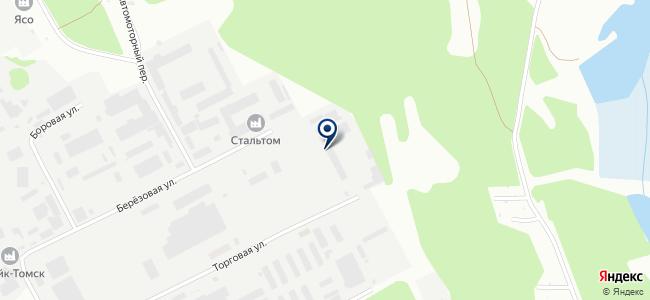 Венера, ООО на карте