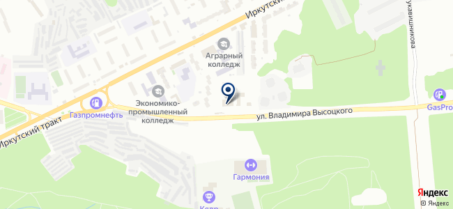 Промкомплект, ООО на карте