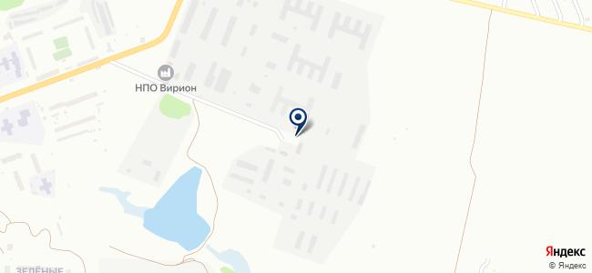 Портал, ООО на карте