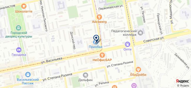 Техно-Люкс GSM на карте