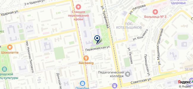 Центр ультразвуковых технологий на карте