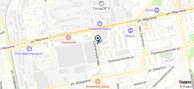 КИПиА-Сервис на карте