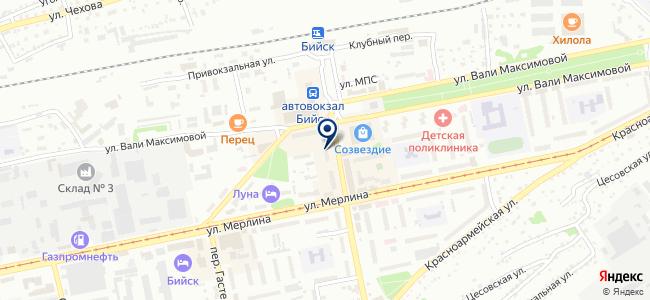 Тимар на карте