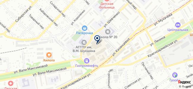 DecArt на карте