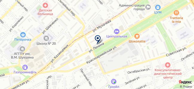 РостКлимат на карте