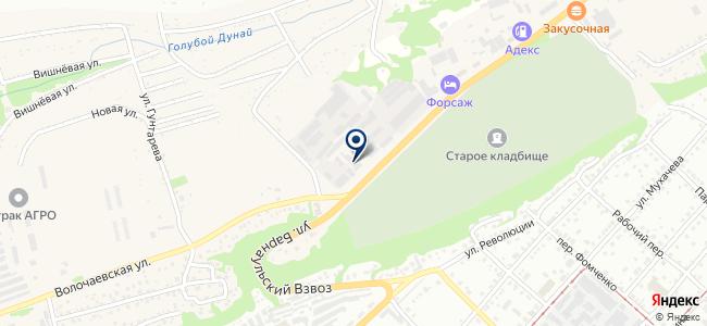 КаратЭлектро на карте