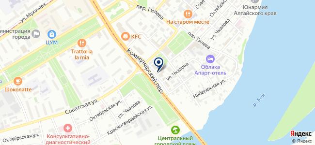 Карат, ООО на карте