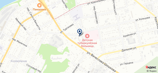 Строй Центр на карте