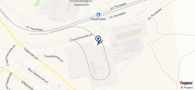 Композит, ООО на карте