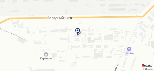 Машиностроительная Компания Сибири, ООО на карте