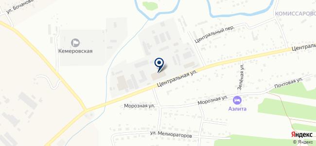 Сибтехсервис-1, ООО на карте