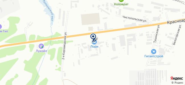 Бизон, ООО на карте