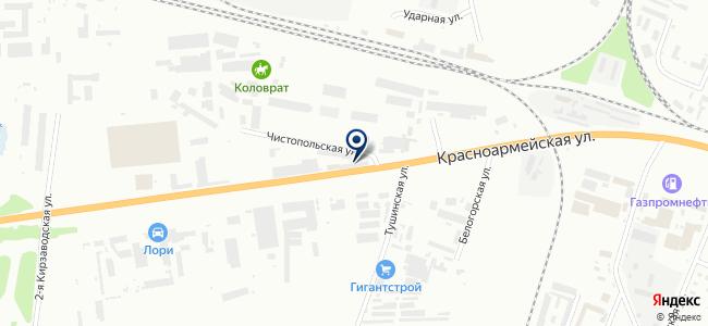 ПСК-вентиляция на карте