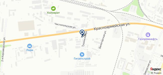 СибПромМетиз, ООО на карте