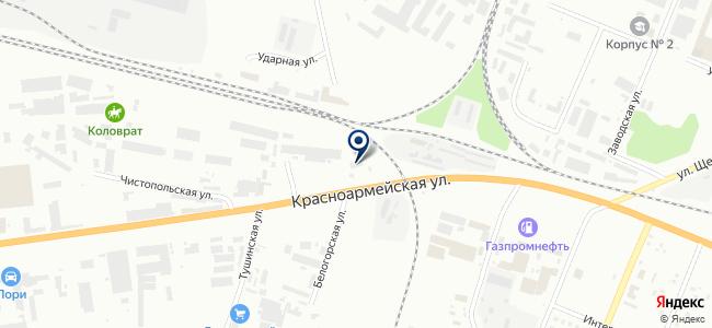 Компания Агат, ООО на карте
