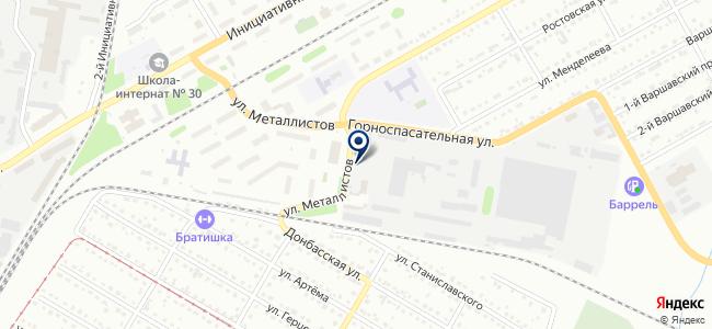 Промэлектроремонт, ООО на карте