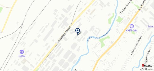 Альянс-Сантехники, ООО на карте