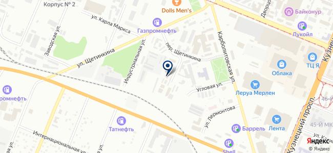 Кемрэби, ООО на карте
