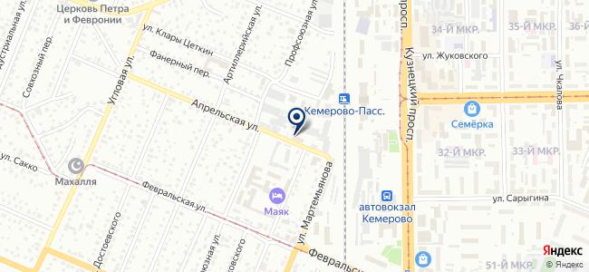 Сибтехоборудование, ООО на карте