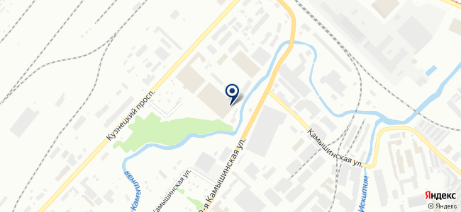 Мегаватт, ООО на карте