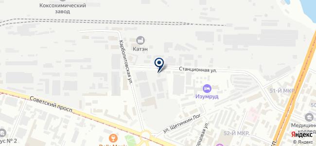 Авеско, ООО на карте