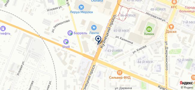 Строй-К, ООО на карте