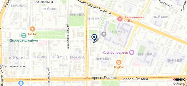 ГАРАНТ, ООО на карте