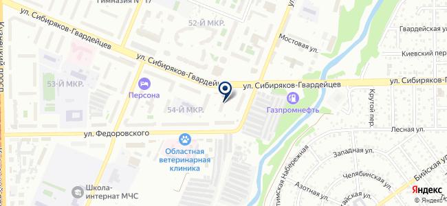 Альфа-Технологии, ООО на карте