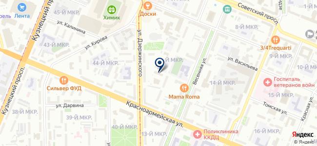 Лантек-ПРО, ООО на карте