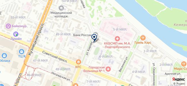 А-Сервис, ООО на карте