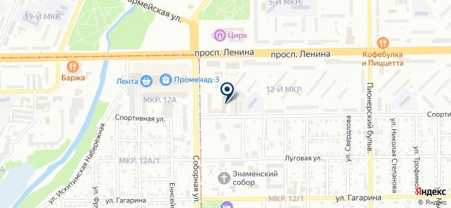 РемСтрой на карте