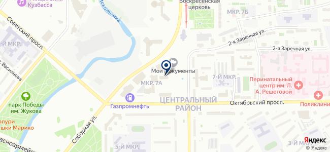 ССС, ООО на карте