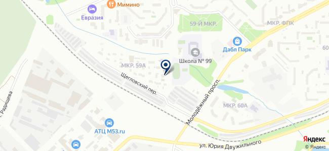 Жилстройсервис, ООО на карте